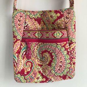 Vera Bradley Capri Melon Crossbody Bag